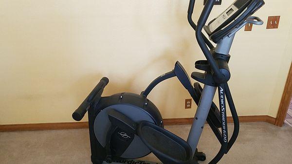 Offerup Las Vegas >> NordicTrack audiostrider 600 elliptical exercise machines ...