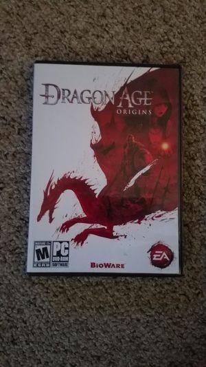 DRAGON AGE PC GAMES for Sale in Hampton, VA