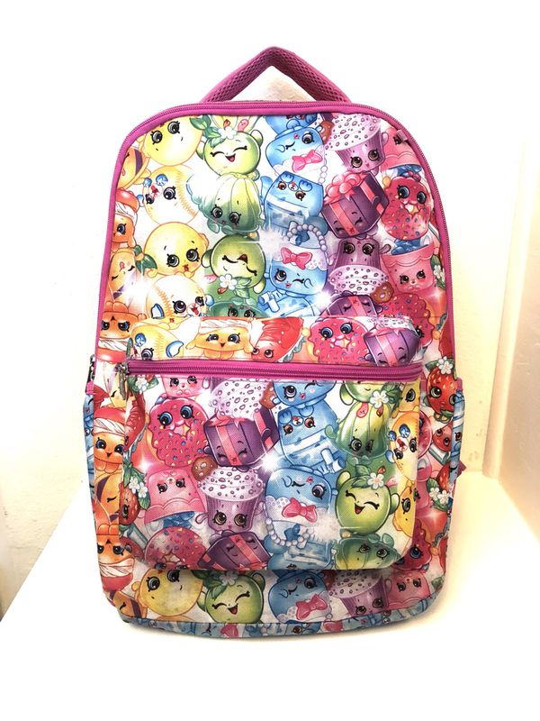 Shopkins backpack for kids - back to school for Sale in Oviedo 6e0a0552461e4