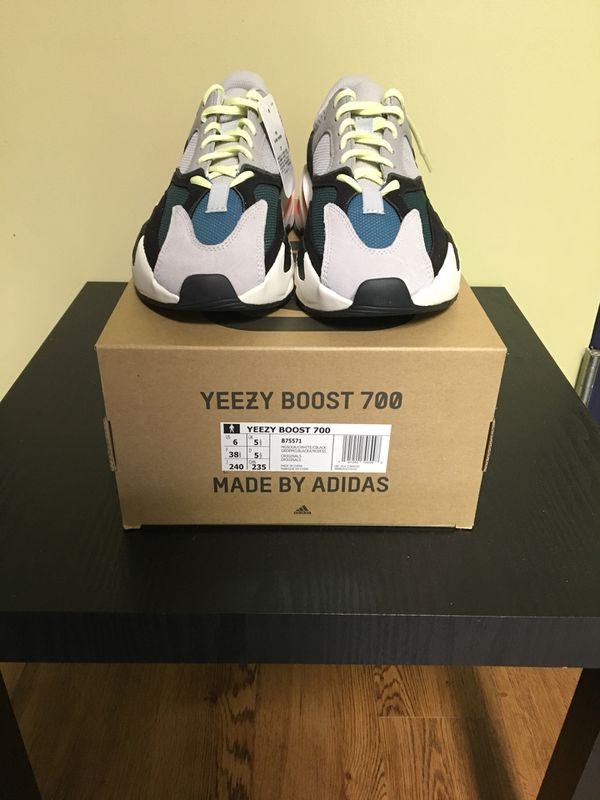 8a49ba44f Yeezy Boost 700 Size 6 for Sale in Melbourne