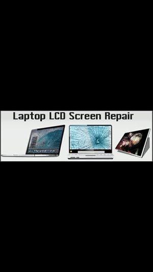 Laptop Screen broken repair for Sale in Chantilly, VA