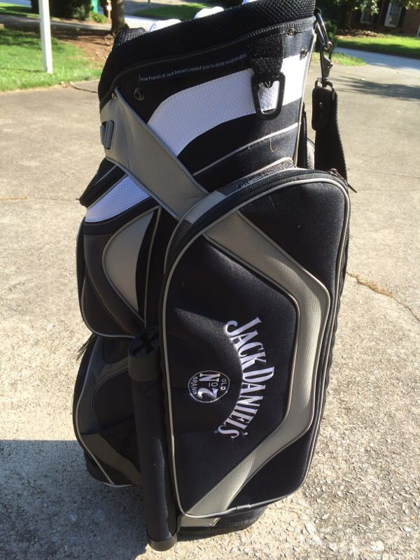 Jack Daniels Golf Bag For Sale In Atlanta Ga Offerup