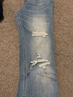 Hollister High Rise Jeans size 7s Thumbnail