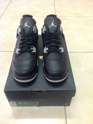 Nike Air Jordan Retro 4 Oreo for Sale in Orlando, FL