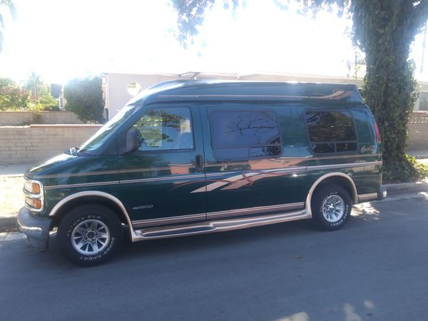 1997 Chevy Silverado For Sale >> 1997 Chevy conversion van for Sale in Irwindale, CA - OfferUp