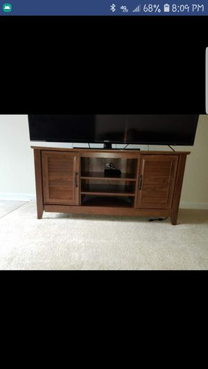 Tv stand cabinet for Sale in Charles Town, WV