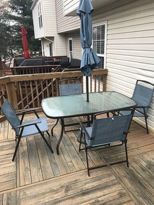 Patio furniture for Sale in Manassas, VA