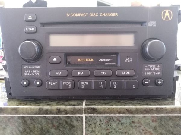 Bose Car Stereo >> Bose Car Stereo From Acura Cl For Sale In Beaverton Or Offerup