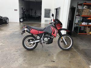 Photo 2005 Kawasaki KLR 650cc
