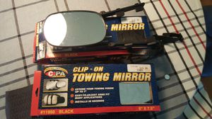 Clip-on towing mirrors for Sale in Lake Worth, FL