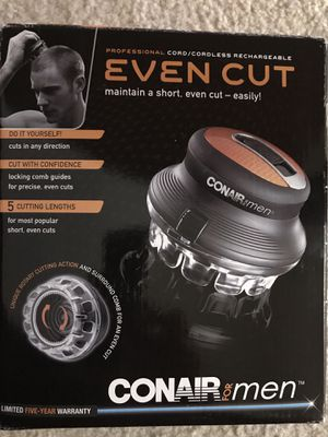 ConAir Even cut for Men's hair for Sale in Paeonian Springs, VA