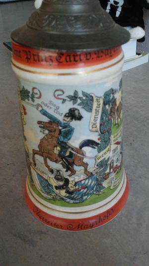 Beer Steins by Int'l Royal London Collection for Sale in Sterling, VA