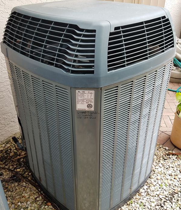 TRANE XL14I 5 TON COMPRESSOR UNIT ONLY IN EXCELLENT CONDITION! for Sale in  US - OfferUp