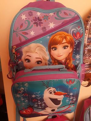 Frozen backpack for Sale in Frederick, MD