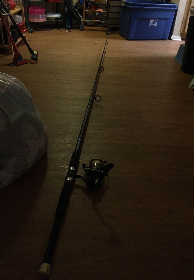 14 foot surf rod