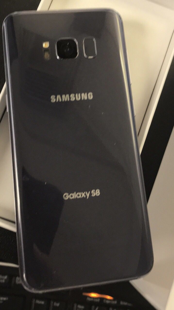 Samsung Galaxy s8 unlocked 64 gb, Sold with warranty