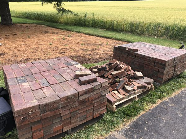 Red Brick Pavers For Sale In Cranbury Township Nj Offerup