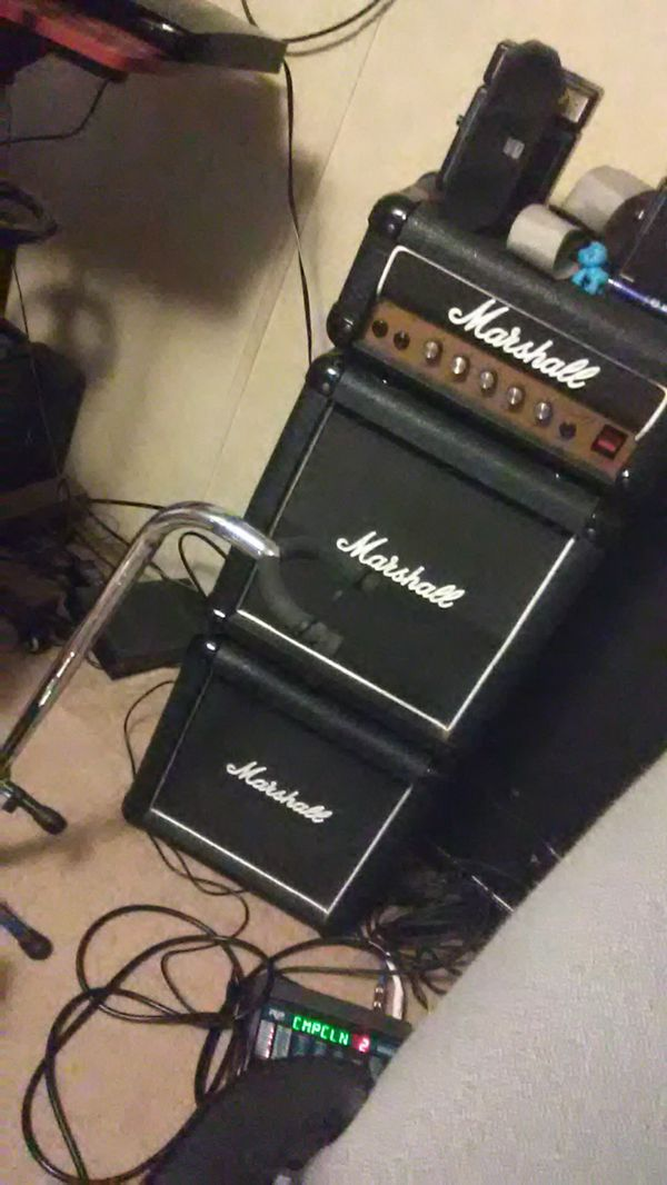 Marshall mini stack lead 12 for Sale in Williamston, SC - OfferUp