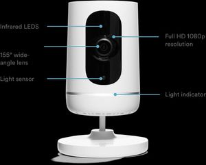 2 way Talk security camera system for Sale in Houston, TX