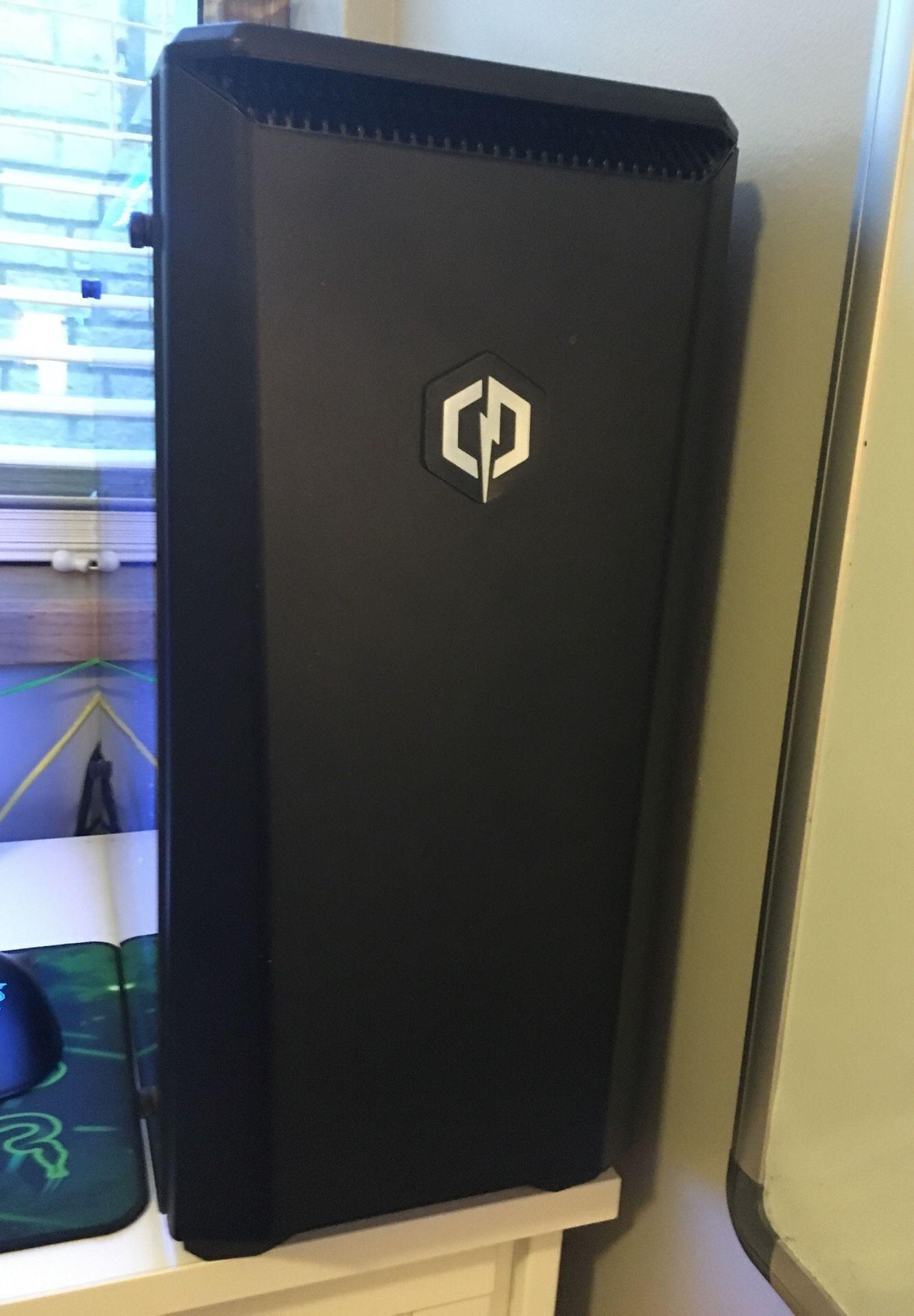 Cyber power Custom built Gaming pc