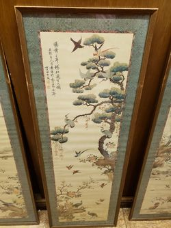 Authentic Japanese Paintings Thumbnail