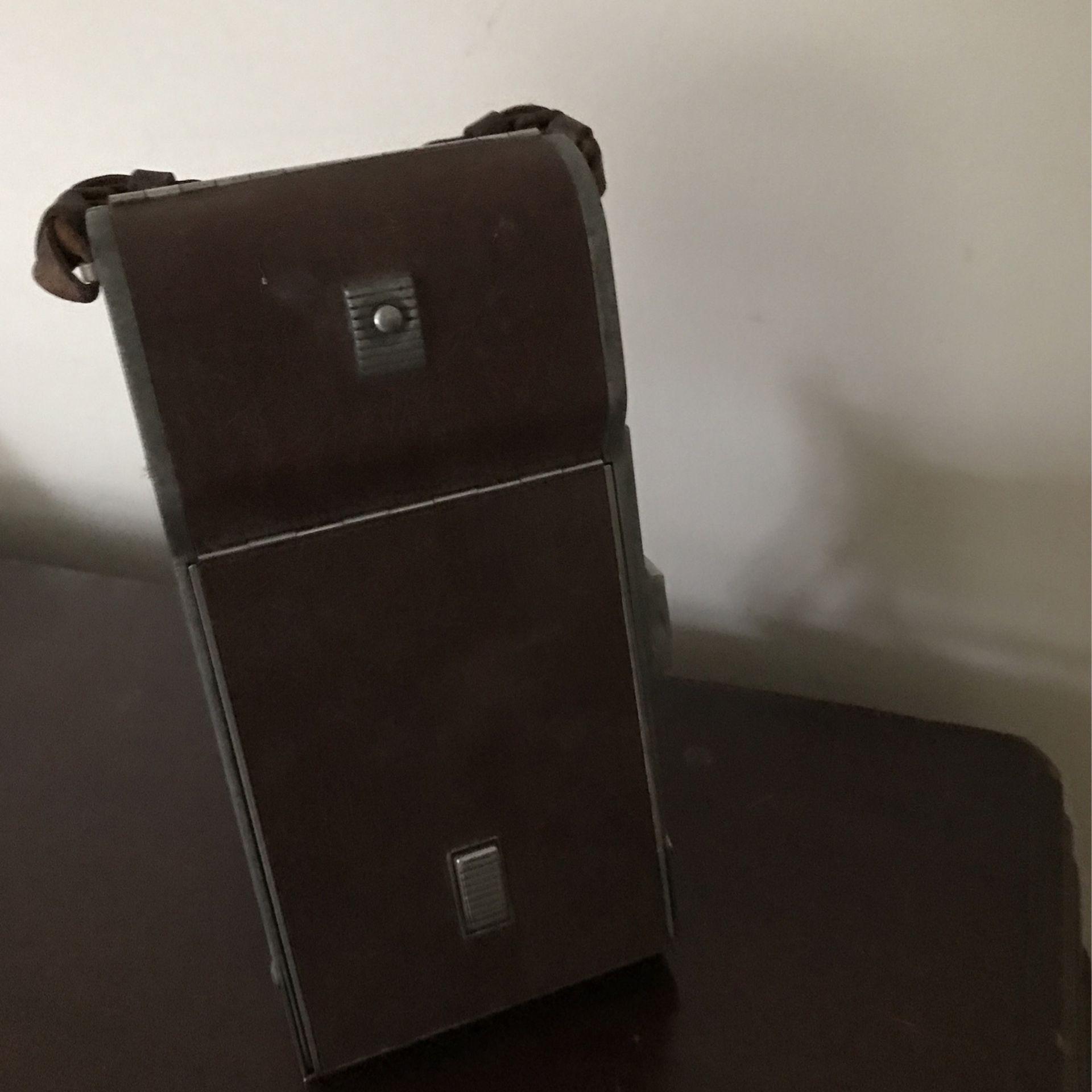 Vintage classic Polaroid land camera model 93
