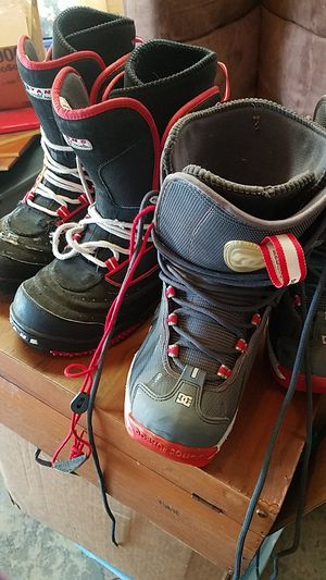 Men's snowboard boots for Sale in Olympia, WA