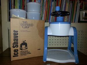Pampered Chef Ice Shaver for Sale in Bedford, VA