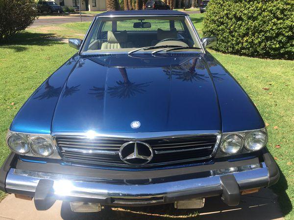 Mercedes 450sl for Sale in Phoenix, AZ - OfferUp