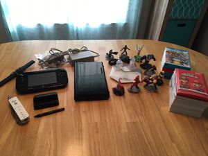 Nintendo Wii U with extras!! for Sale in Green Cove Springs, FL