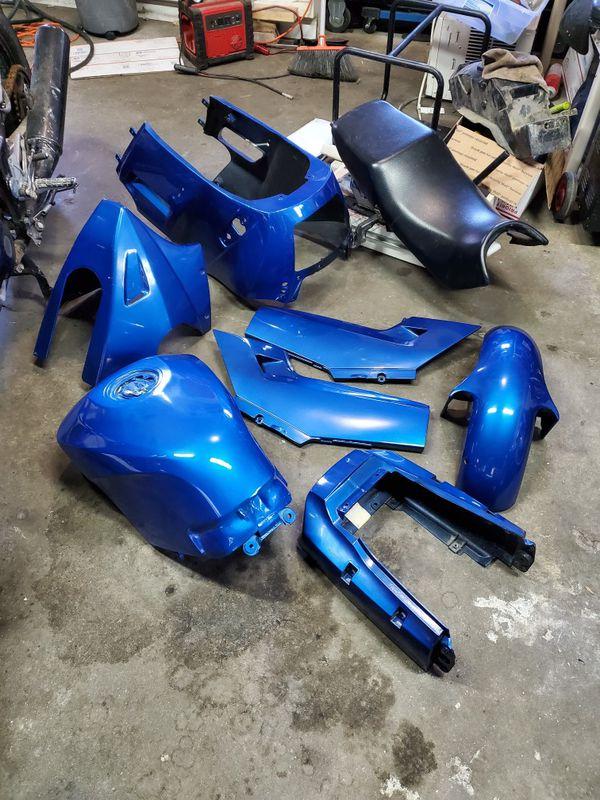 2004 ninja 250 parts
