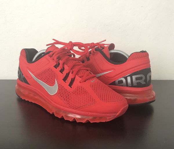 a8edcc79ff Air Max 2013 Red Size 9 for Sale in Daly City, CA - OfferUp
