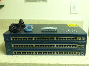 Cisco ws-c2950c-24 for Sale in Silver Spring, MD