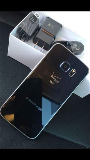 Samsung Galaxy S6 ,edge Factory Unlocked Excellent Condition (As Like Almost New) for Sale in Springfield, VA