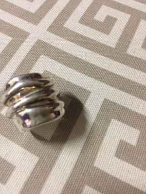 Large Silver Israel Ring for Sale in Charlotte, NC