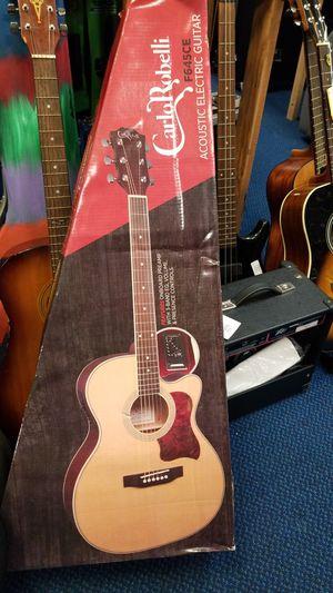 Carlo Robelli Acoustic Guitar for Sale in Orlando, FL