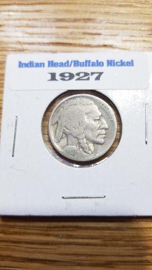 1927 Indian Head Buffalo Nickel for Sale in Tulare, CA