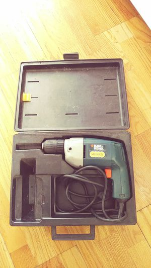 BLACK AND DECKER ELECTRIC DRILL for Sale in Lawrence, MA
