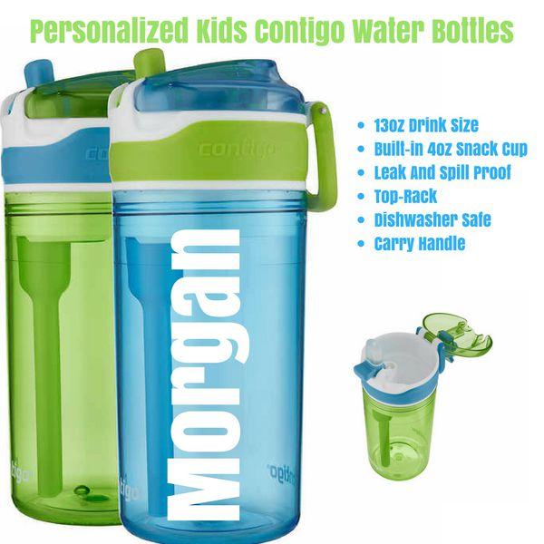 Kids Custom Name Contigo Water Bottles For Sale In San Marcos Ca Offerup