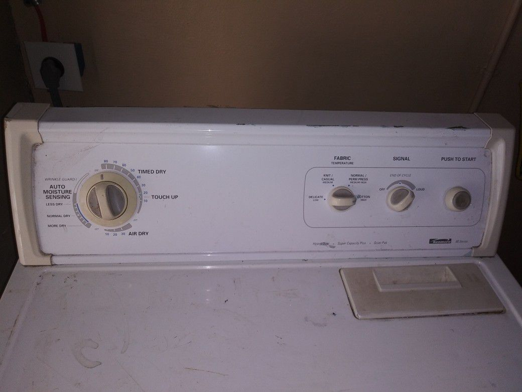 Kenmore Heavy Duty dryer