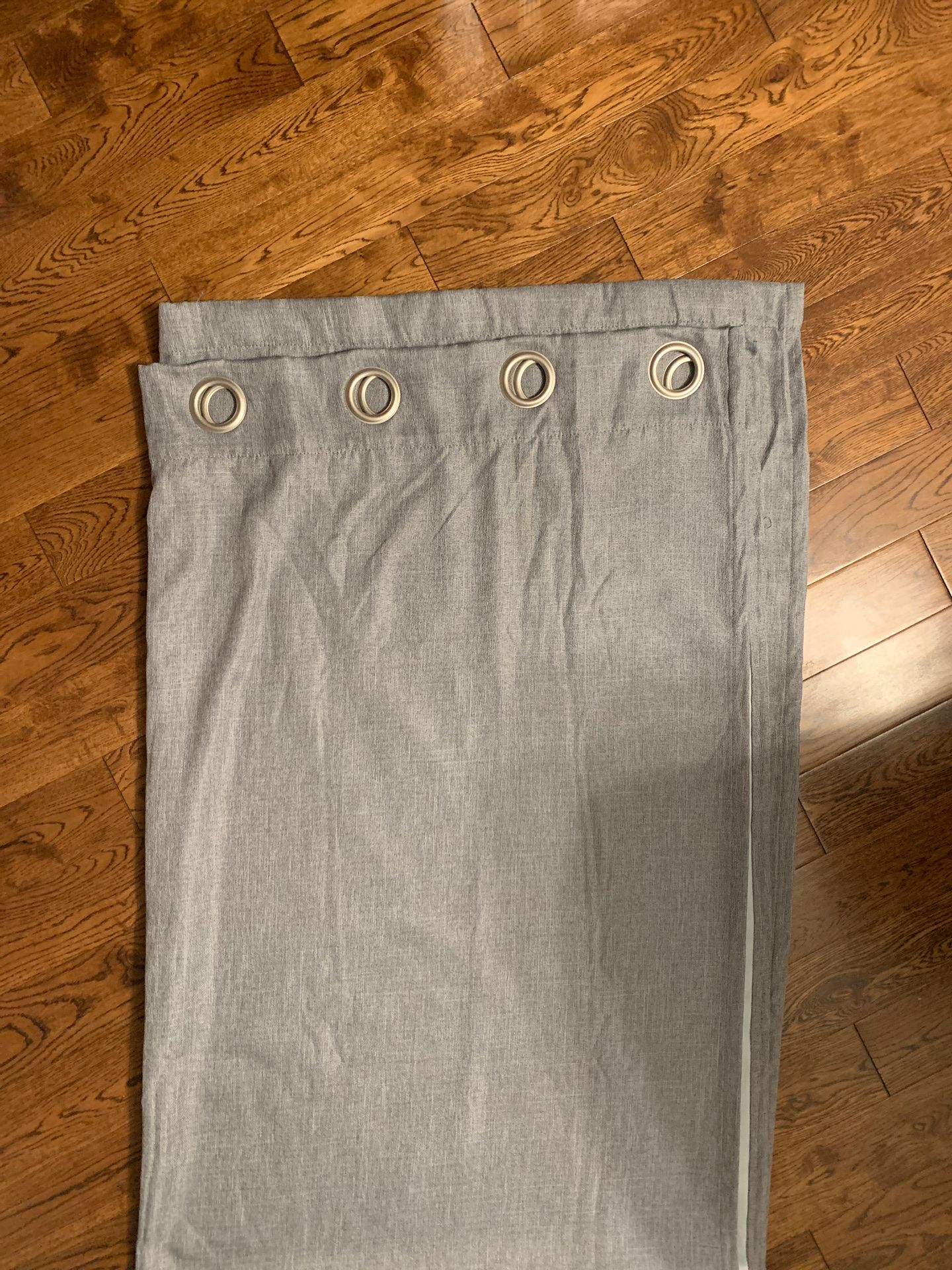 Set of Two Blackout Curtains