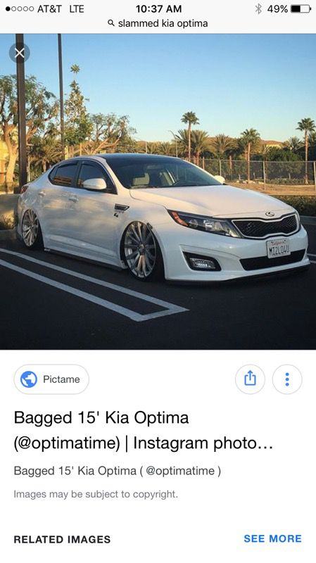 Kia Optima Megan coilovers for Sale in Hawthorne, CA - OfferUp