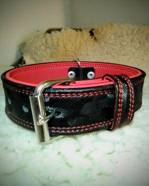 "Black Camo Designer ""Dog Collar"" high quality for Sale in Glendora, CA"