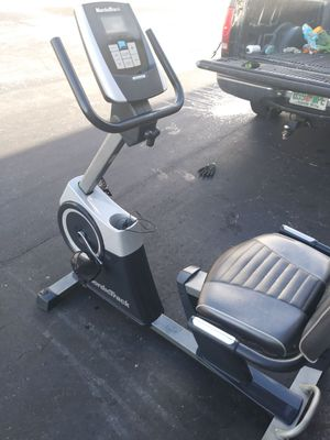 Nordictrack gx4.0 recumbent bike for Sale in Tampa, FL