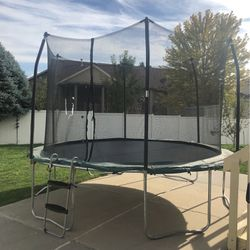 Trampoline 10ft Small  Thumbnail