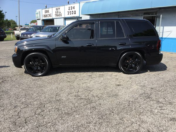 2008 Chevrolet Trailblazer Ss 4 Door All Wheel Drive 2 Owner With