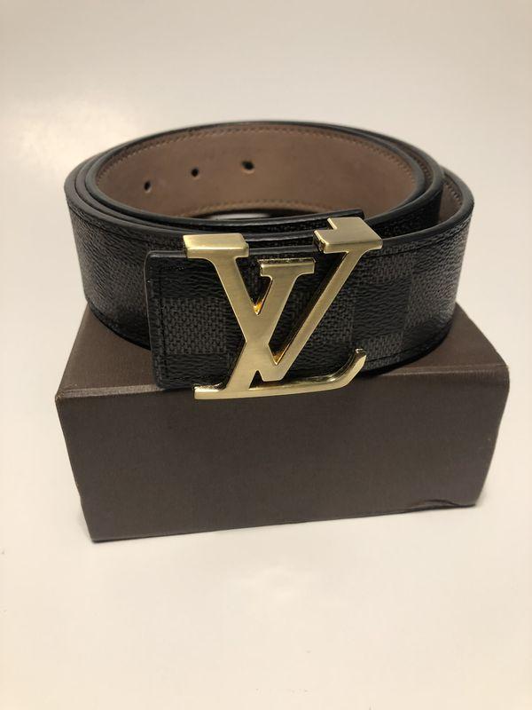e3b50014ad13 Louis Vuitton Damier Belt for Sale in Saint Clair