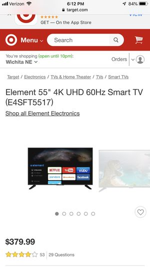 New and Used 55 inch tv for Sale in Hutchinson, KS - OfferUp