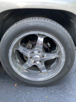 "Photo 22"" Wheels 6 Lug"