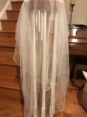 Wedding veil for Sale in Bristow, VA